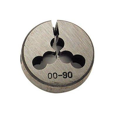 5/8-11 Threading x 2 in. Outside Diameter High Speed Steel Dies