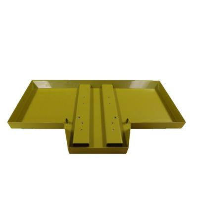 Splash Guard and Chip Collecting Tray for Milling Machines