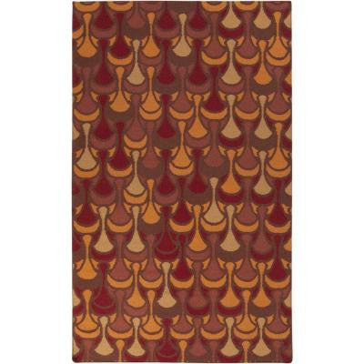 Voyages Cherry 2 ft. x 3 ft. Indoor Area Rug