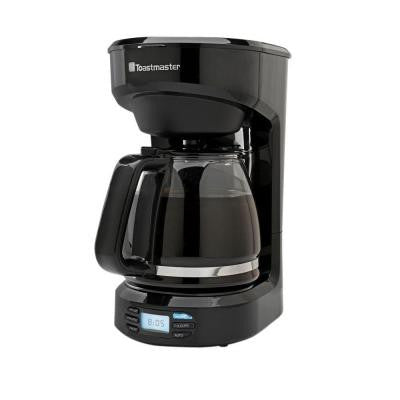 12-Cup Programmable Coffeemaker