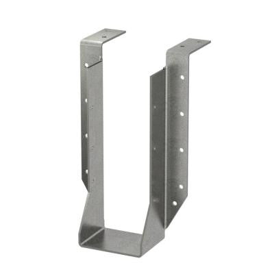 Double 2 in. x 10 in. Top Flange Face Mount Joist Hanger