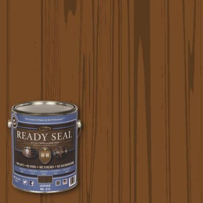 1 gal. Leather Ultimate Interior Wood Stain and Sealer