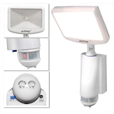 180° Solar Cree LED Outdoor Smart True Dusk to Dawn Security/Safety/Flood/Spot/Patio/Yard Light
