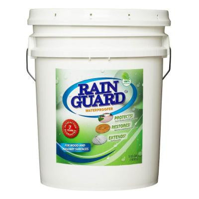 5-gal. Wood and Masonry Waterproofer 7 year