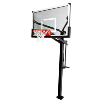 54 in. Mammoth In-Ground Basketball System
