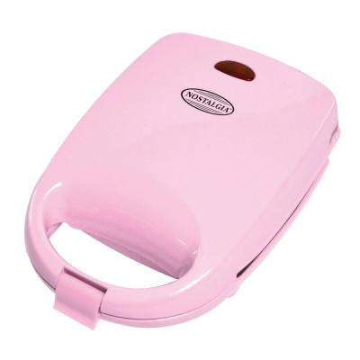 4-Cake Mini Cupcake Maker in Pink