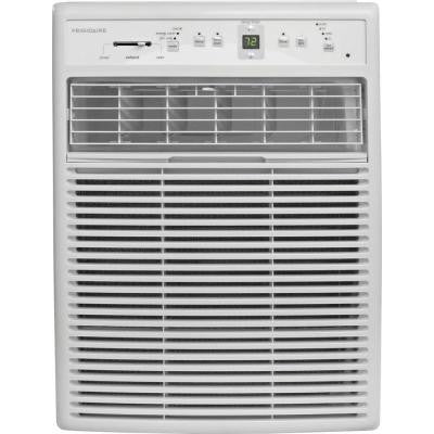 10,000 BTU 115-Volt Slider/Casement Room Air Conditioner with Full-Function Remote Control