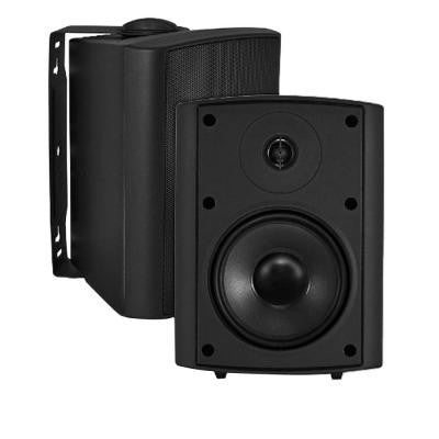 120 Watt 5.25 in. Polypropylene Woofer with 1 in. Tweeter