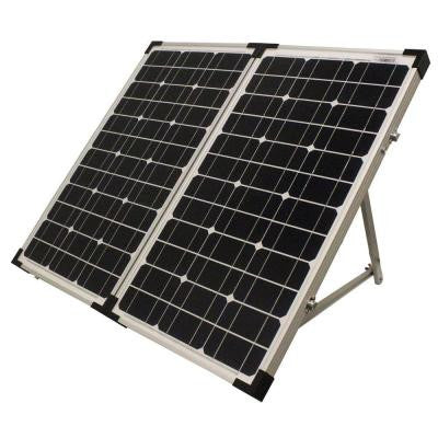 AP80 80-Watt Foldable Solar Panel with Stand