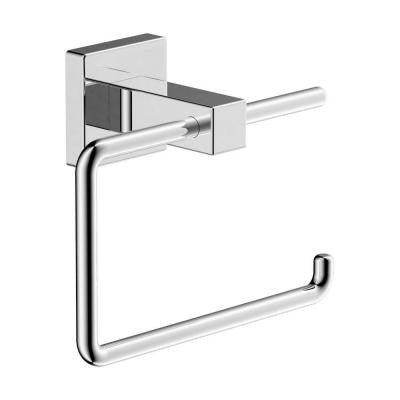 Duro Double Post Toilet Paper Holder in Chrome