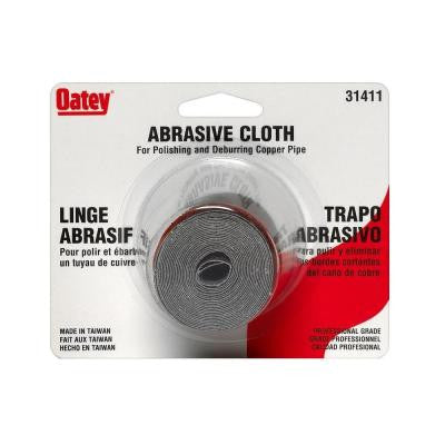 1-1/2 in. x 2-Yard Plumbers Abrasive Cloth Roll