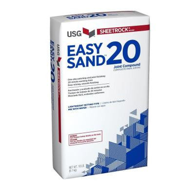 Easy Sand 20 Lightweight 18 lb. Setting-Type Joint Compound