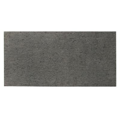 Basalt Etched 15 in. x 30 in. Natural Stone Floor and Wall Tile (15.625 sq. ft. / case)