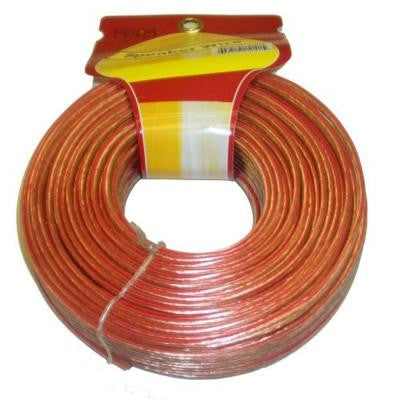100 ft. 2 Wire Speaker Cable with 16 AWG