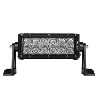 6 in. Waterproof LED Light Bar with OSRAM Bright White Technology and Enhanced Optics