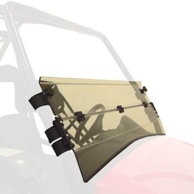 Prowler Half Folding Windshield for Round Tubes