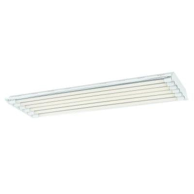 4 ft. 6 T8 LED High Bay Light with 2000 Lumens LED Tubes (12-Pack)