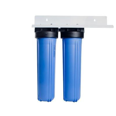 2-Stage Whole House Water Filtration System