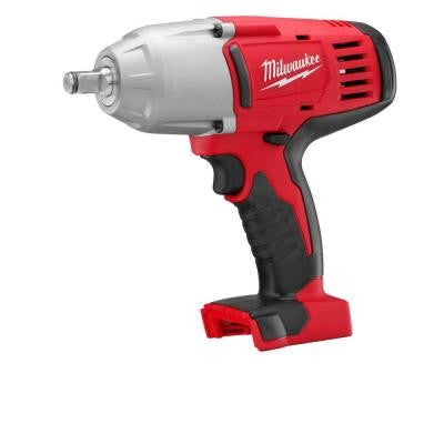 M18 18-Volt Lithium-Ion 1/2 in. Cordless High Torque Impact Wrench with Friction Ring (Tool-Only)