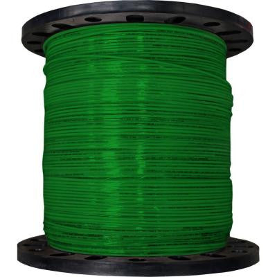 2500 ft. 12/19 Stranded THHN Wire - Green