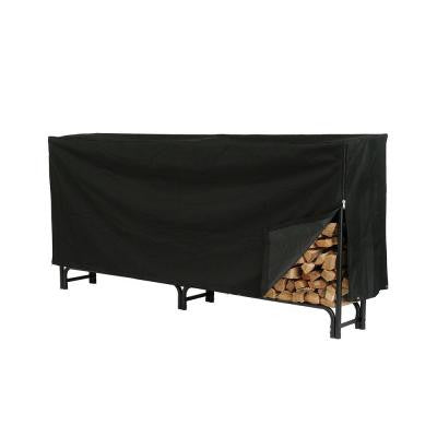 Deluxe Large Log Rack Cover