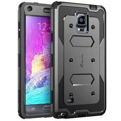 Armorbox Full Body Case for Samsung Galaxy Note 4 - Black