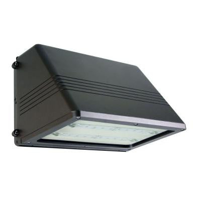 Dark Bronze Outdoor LED Wall-Mount Wall Pack