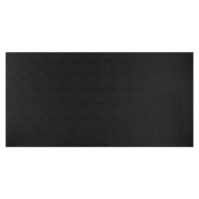 2 ft. x 4 ft. Stucco Pro Black Ceiling Tile