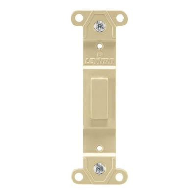 Blank Insert for Toggle Switch - Ivory