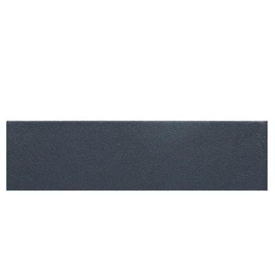 Colour Scheme Galaxy Solid 3 in. x 12 in. Porcelain Bullnose Floor and Wall Tile