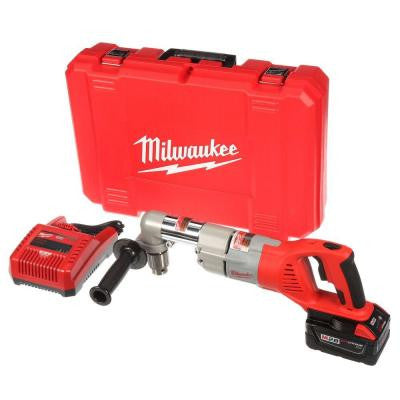 M28 28-Volt Lithium-Ion 1/2 in. Cordless Right Angle Drill