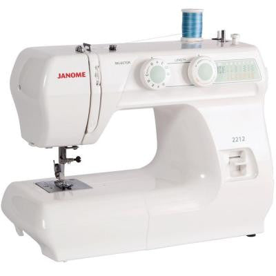 12-Stitch Sewing Machine