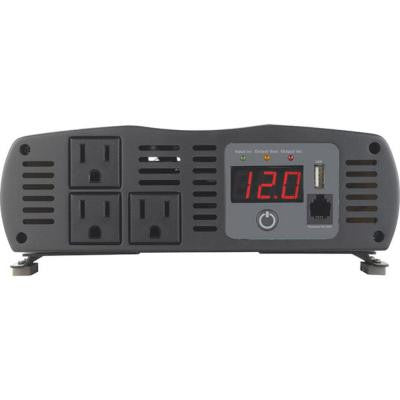 2500-Watt Triple-Outlet Power Inverter