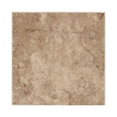 Fidenza Cafe 6 in. x 6 in. Ceramic Bullnose Wall Tile