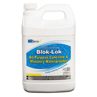 Blok-Lok 1-gal. Ready to Use Penetrating Water Repellent