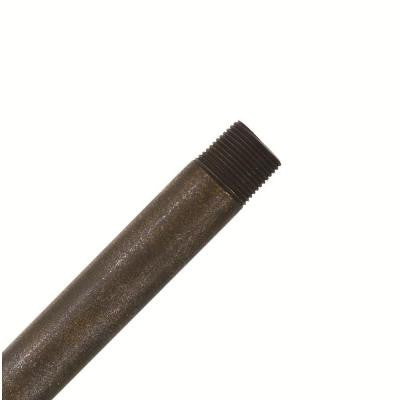 Hang-Tru Perma Lock 24 in. Aged Bronze Extension Downrod