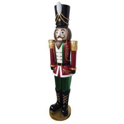 5 ft. Toy Soldier Statue
