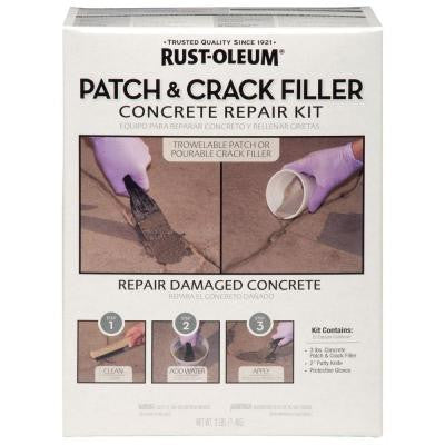 Patch and Crack Filler Kit