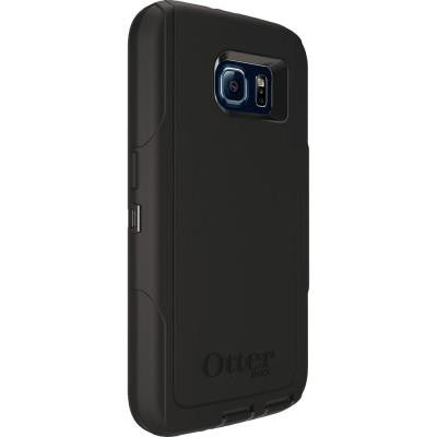Defender Case for Samsung Galaxy S6 Black
