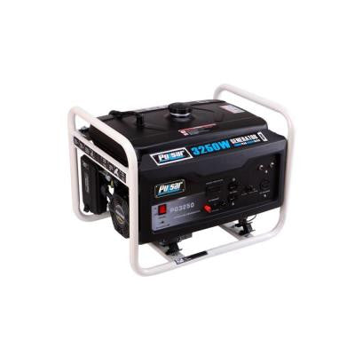 Pulsar 3,250-Watt Gasoline Powered Recoil Start Portable Generator with Ducar Engine