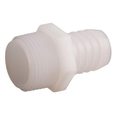 1-1/2 in. Barb x 1-1/2 in. MIP Plastic Adapter