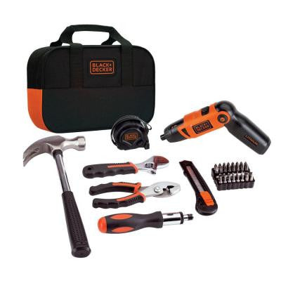 3.6-Volt Lithium-Ion Screwdriver and Project Kit