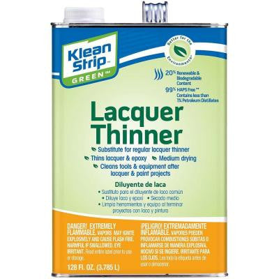 1 gal. Green Lacquer Thinner