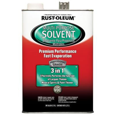 1-gal. Professional Grade Multi-Purpose Solvent (2-Pack)