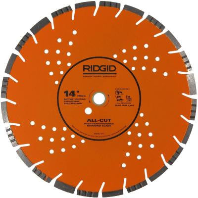14 in. All-Cut Diamond Blade
