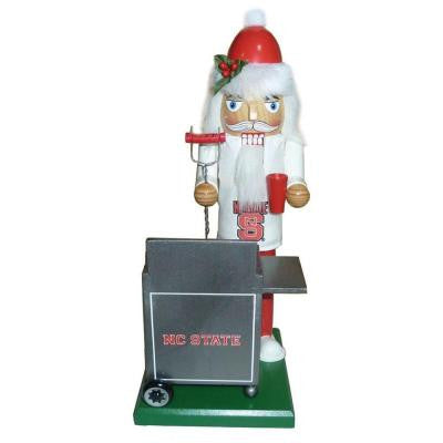 12 in. North Carolina State Tailgating Nutcracker