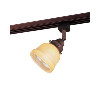 Oil-Rubbed Bronze Linear Track Lighting Fixture