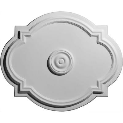 21-1/4 in. Waltz Ceiling Medallion