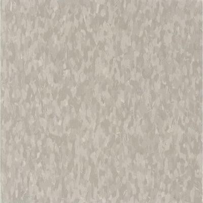 Imperial Texture VCT 12 in. x 12 in. Dusty Miller Standard Excelon Commercial Vinyl Tile (45 sq. ft. / case)