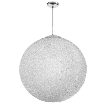Bolla 3-Light Clear Pendant